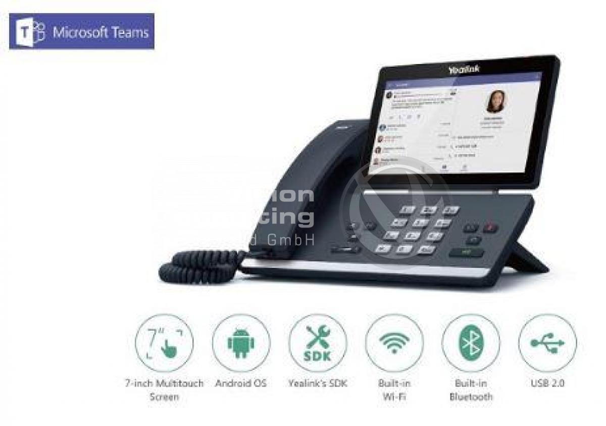 Yealink MSFT - Teams Edition T5 Series T58A Android based