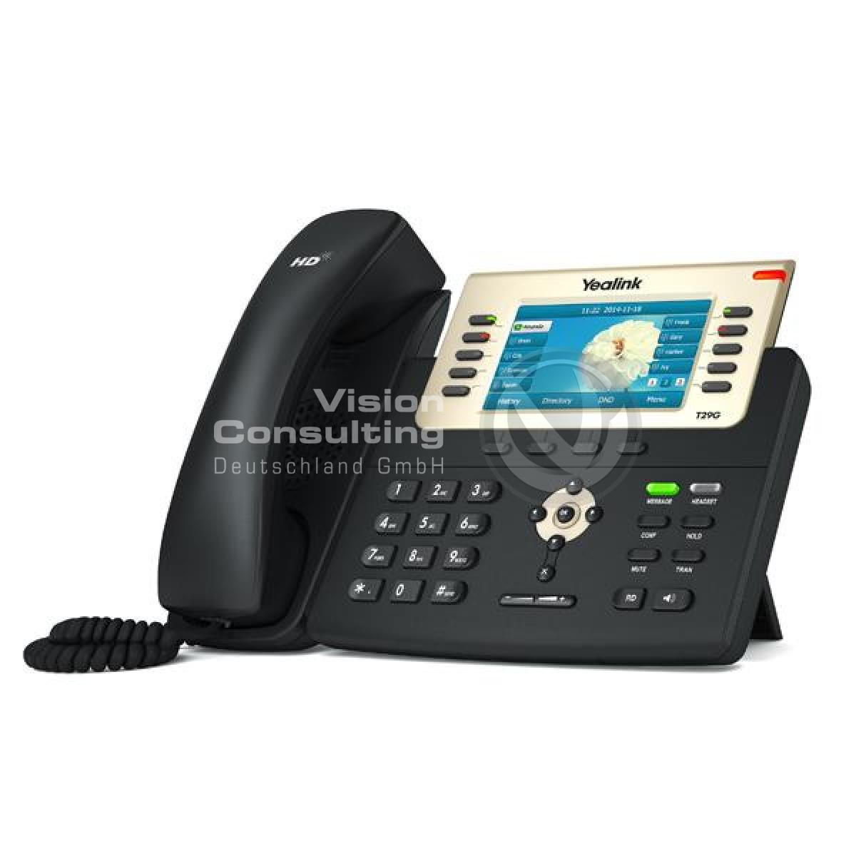 Yealink SIP T2 Series T29G PoE Professional