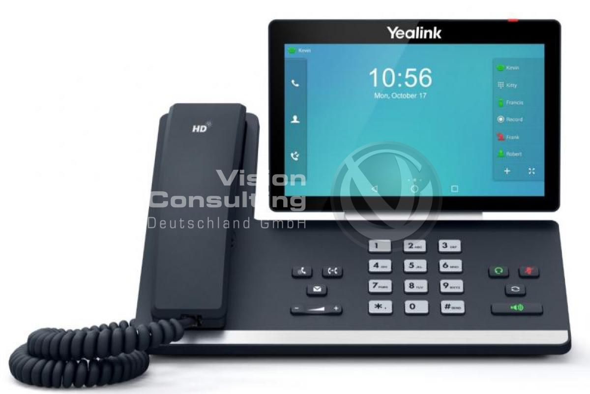 Yealink SIP T5 Series T58A Android basierend ver 2