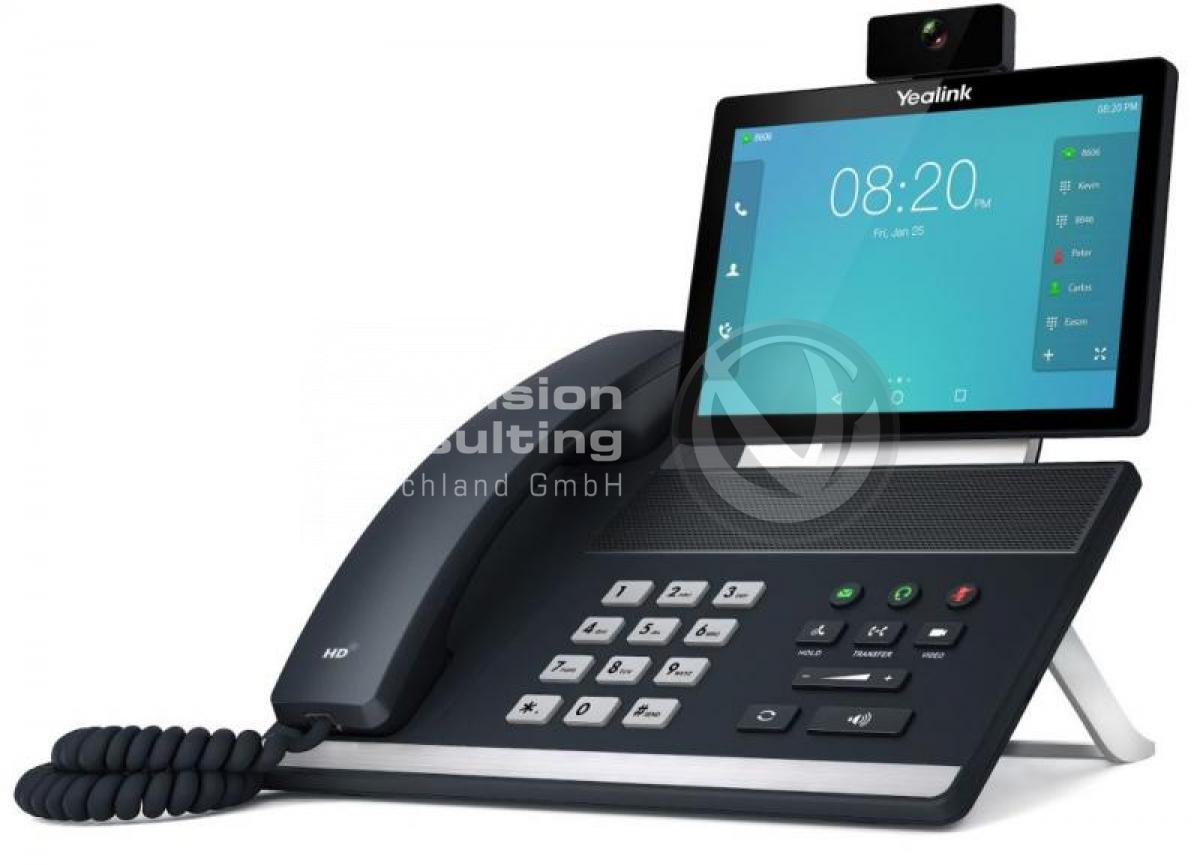 Yealink SIP T5 Series VP59 High-End Videophone
