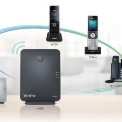 Yealink SIP DECT Telefon SIP-W41P Desk Phone package
